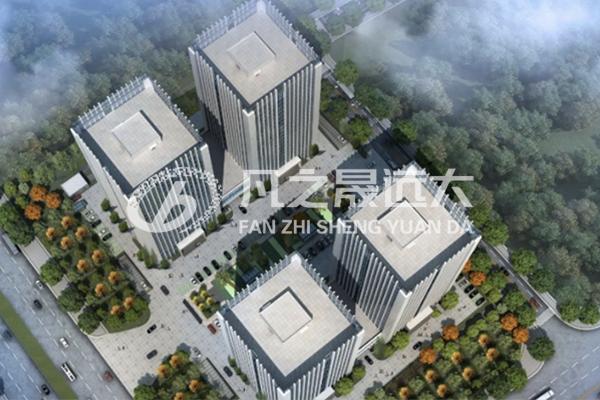 建筑业总部经济园项目