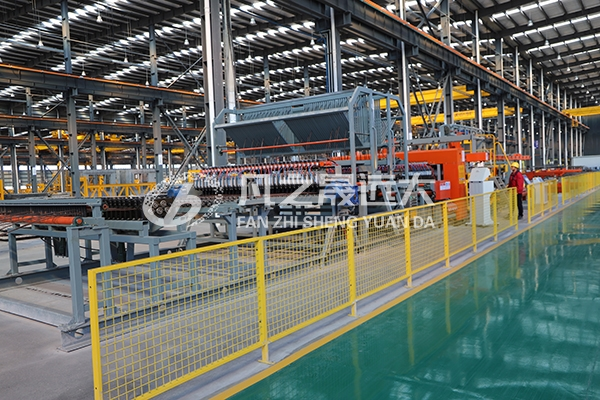 数控钢筋网焊接设备