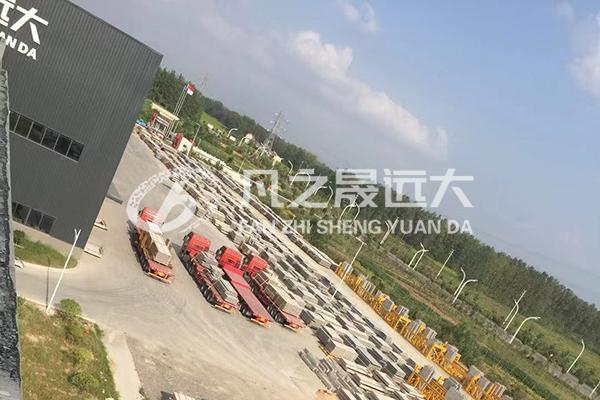 上海成品区堆厂3